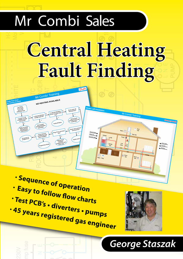 Central Heating Fault Finding Book