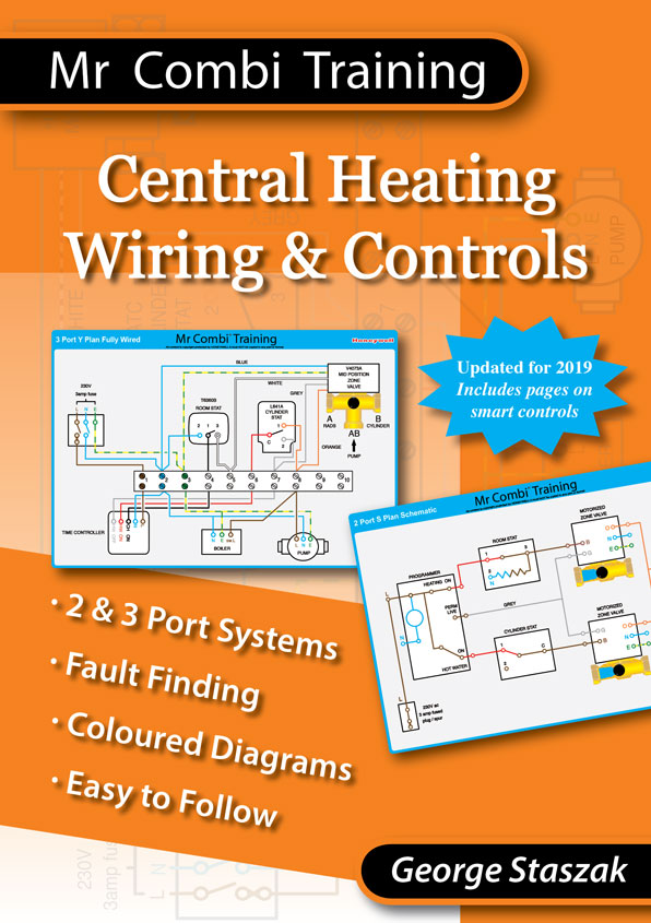 Central Heating Wiring & Controls book
